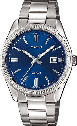 Zegarek Casio Zegarek Casio MTP-1302PD-2AVEF Klasyczne uniwersalny