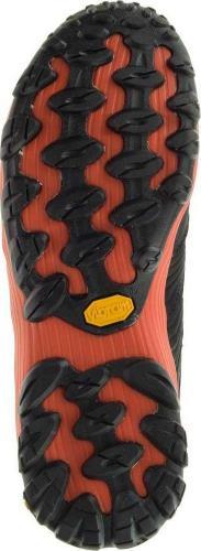 MERRELL Buty męskie Chameleon 7 Mid Gtx Gore-Tex czarno-pomarańczowe r. 44.5 (J98281)