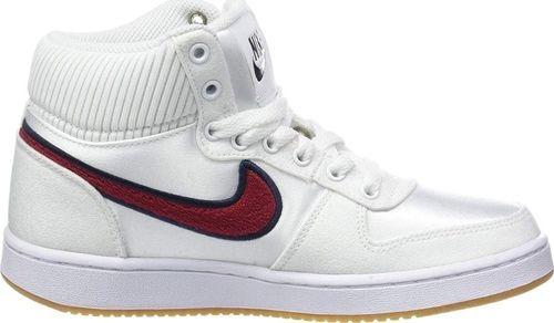 Nike Buty męskie Ebernon Mid Prem białe r. 40 (AQ1769-100)