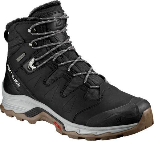 Salomon Buty zimowe Quest Winter GTX Gore-Tex czarne r. 45 1/3 (398547)
