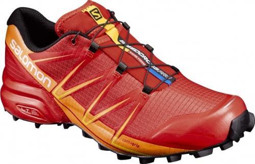 Salomon Buty męskie Speedcross Pro czerwone r. 41 1/3 (392390)