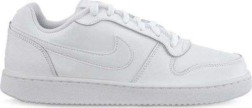 Nike Nike EBERNON LOW 100 WHITE WHITE - Buty Męskie Sneakersy 45