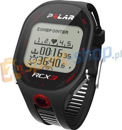 Nawigacja GPS Polar RCX 3 F GPS white (90042203)