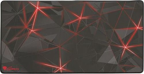 Podkładka Natec Genesis Carbon 500 Maxi Flash 900x450mm -NPG-1282
