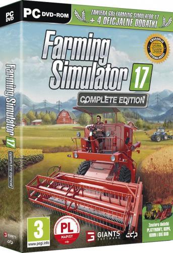 Farming Simulator 2017 Complete Edition