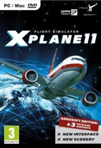 Flight Simulator - XPlane 11