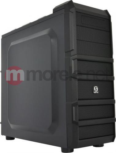 Obudowa SilentiumPC Brutus M23 Pure Black SPC090