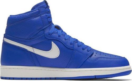 bfc4fe0af Nike Buty Nike Air Jordan 1 Retro High OG Hyper Royal - 555088-401 45