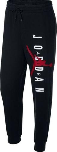 Jordan  Spodnie męskie Jumpman Air Lightweight czarne r. XL (AR0031-010)