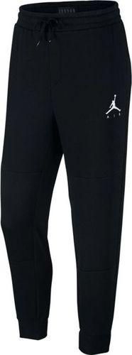 Jordan  Spodnie męskie Sportswear Jumpman Hybrid czarne r. 4XL (AA1447-010)
