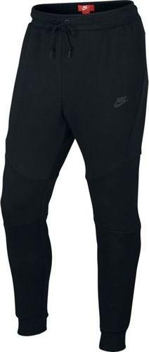 Nike Spodnie męskie Nsw Tech Fleece czarne r. XXL (805162-010)