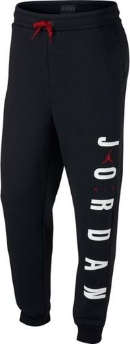 Jordan  Spodnie męskie Jumpman Air Fleece czarne r. 4XL (AT4913-011)