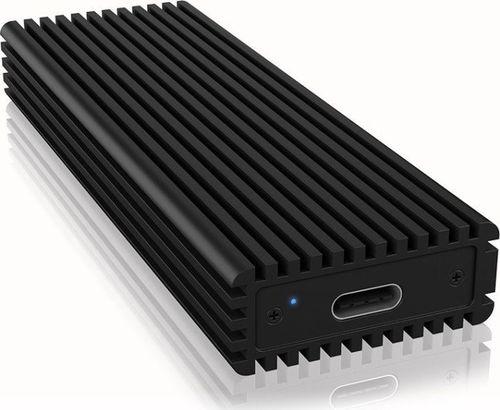 Etui RaidSonic IcyBox Obudowa Zewnętrzna na dysk M.2 NVMe SSD, USB 3.1 Type-C