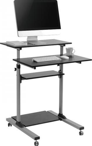 Biurko LogiLink LOGILINK - Mobilna stacja robocza na komputer