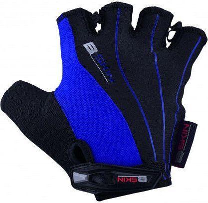 B-skin Rękawiczki B-Skin Yepe czarno-niebieskie XL
