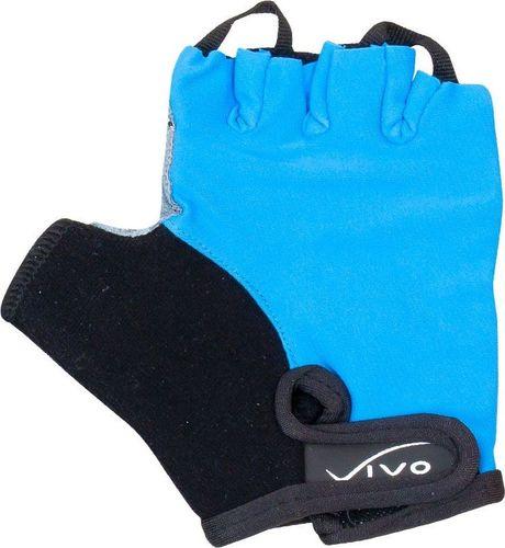 VIVO Rękawiczki rowerowe dziecięce Vivo SB-01-3173 blue XXXS