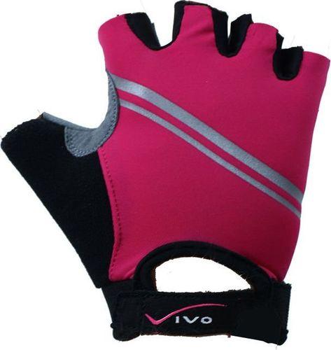 VIVO Rękawiczki dziecięce Vivo różowe SB-01-5452 XXXS