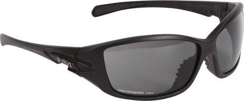 B-skin Okulary B-Skin ENOLA czarne GL-BS052 2 wymienne szyby uniwersalny