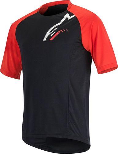 Alpinestars Koszulka męska Trailstar black-red r. M (1764516-13)