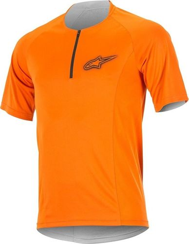 Alpinestars Koszulka męska Rover 2 bright orange-dark shadow r. M (1764617-49)