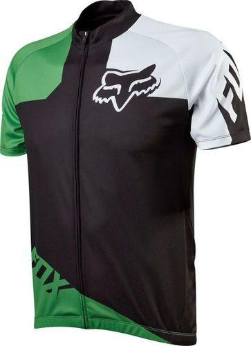 Foxhead Koszulka męska Livewire Race black-green r. XL