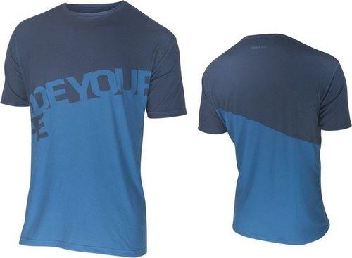 Kellys Koszulka męska Ride Your Life blue r. L
