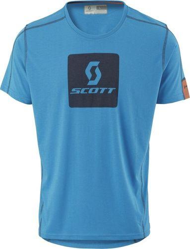 Scott Koszulka męska Trial Mtn 40 s/sl diva blue r. M