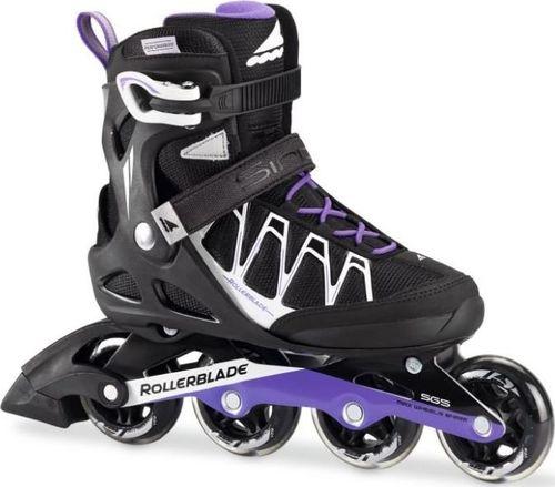 Rollerblade Rolki Sirio Comp W black/purple r. 38.5