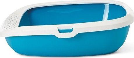 Savic Kuweta dla kota Savic Gizmo 44x33x12cm ciemny błękit uniwersalny