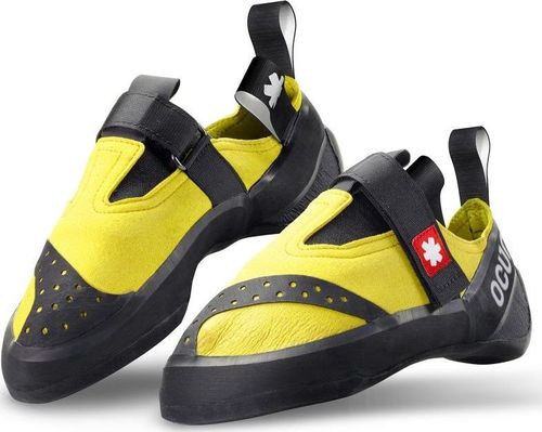 Ocun Buty wspinaczkowe Ocun Crest QC - yellow 45.5
