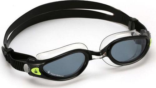 Aqua Sphere Okulary Kaiman Exo small ciemne szkła-czarny