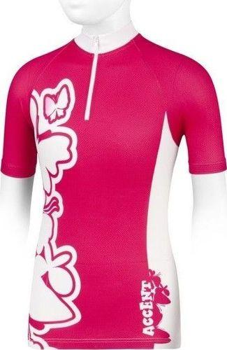 Accent Koszulka dziewczęca Daisy różowa L/XL