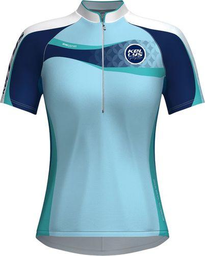 Kellys Koszulka damska Faith niebieska r. M