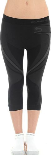 Brubeck Brubeck SP10310 spodnie damskie fitness 3/4 swift czarny L