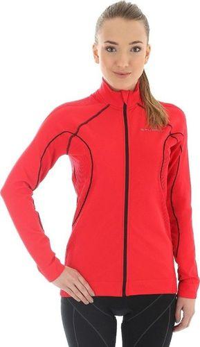 Brubeck Brubeck LS11050 Bluza Damska z membraną czerwony M