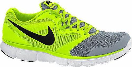 Nike Buty męskie Flex Experience Rn 3 Msl zielono-szare r. 42.5 (652852-701)
