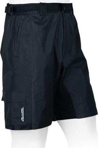 Accent Szorty z wypinanymi majtkami BALTORO czarne L