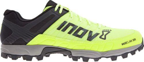 Inov-8 Buty inov-8 mudclaw 300 neonowo-żółte-unisex 45.5