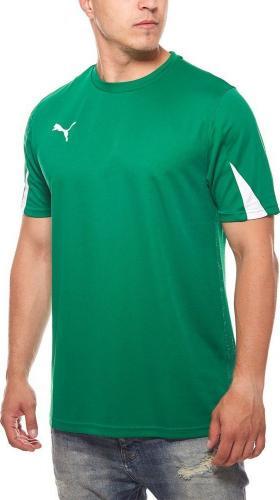 Puma Koszulka męska Team SS zielona r. L