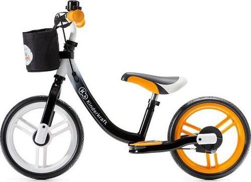 KinderKraft Rowerek biegowy Space pomarańczowy (KKRSPACORA00AC)