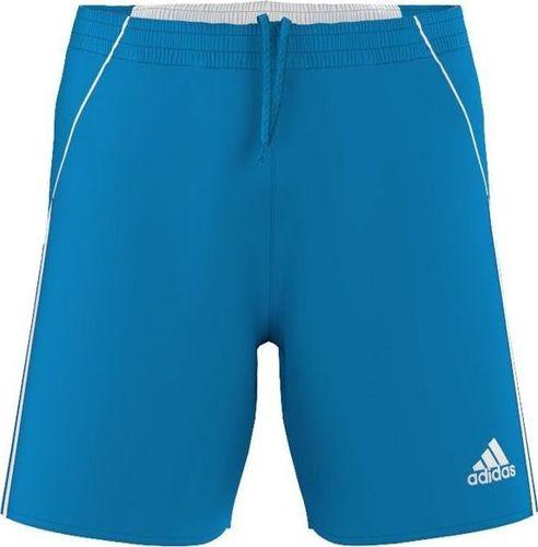 Adidas Spodenki dziecięce Pepa błękitne r.128 (D87400)