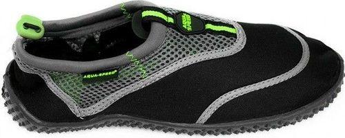 Aqua-Speed Buty Aqua shoe 5 czarno-zielone 41