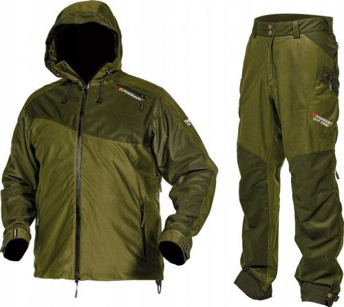 Robinson Komplet membranowy (kurtka+spodnie) zielony r. L (69-KP-004)