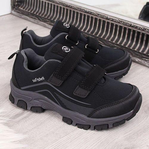 American Club Buty dziecięce AM530 czarne r. 32