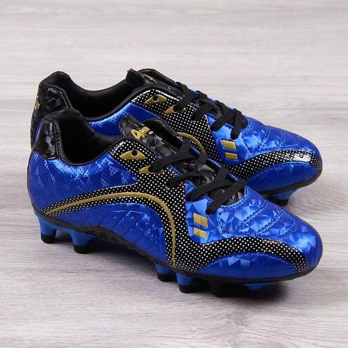 American Club Buty piłkarskie AM539 niebieskie r. 28