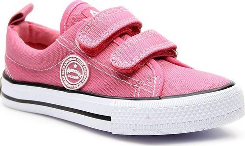 American Club Tenisówki dziecięce AM395A różowe r. 28
