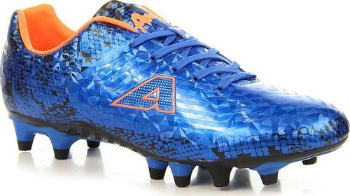 American Club Buty piłkarskie AM180B niebieskie r. 44