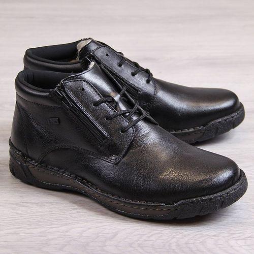 Rieker Buty męskie czarne r. 41 (B0324-00)