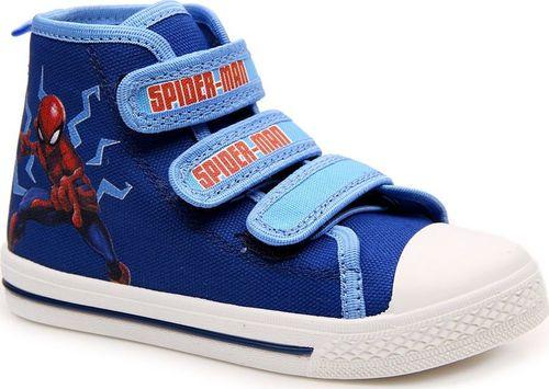 Trampki dziecięce Spiderman granatowe r. 31 (KON16A)