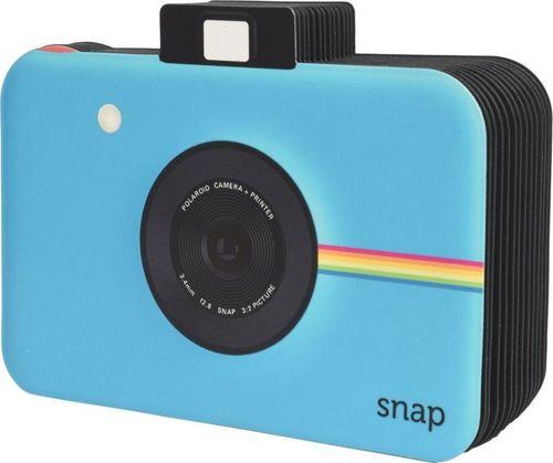 Polaroid Album Polaroid Snap Na Zdjęcia W Rozmiarze Do 10x15cm - Niebieski